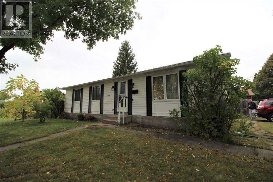 House for sale at 2050 Hebert  Sudbury Ontario - MLS: 2081918