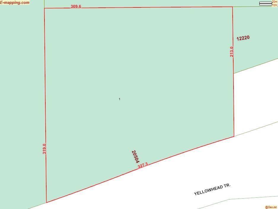Home for sale at 20504 Yellowhead Tr Nw Edmonton Alberta - MLS: E4188394