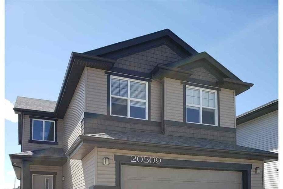 House for sale at 20509 98a Av NW Edmonton Alberta - MLS: E4198424