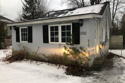 House for rent at 2051 Centre Ave Innisfil Ontario - MLS: N4659172