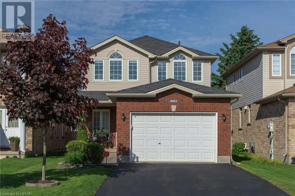 House for sale at 2051 Foxwood Ave London Ontario - MLS: 263325