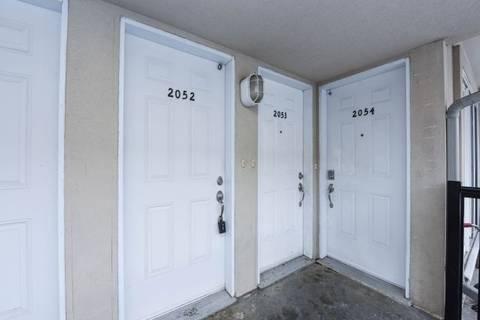 Condo for sale at 3041 Finch Ave Unit 2052 Toronto Ontario - MLS: W4648082