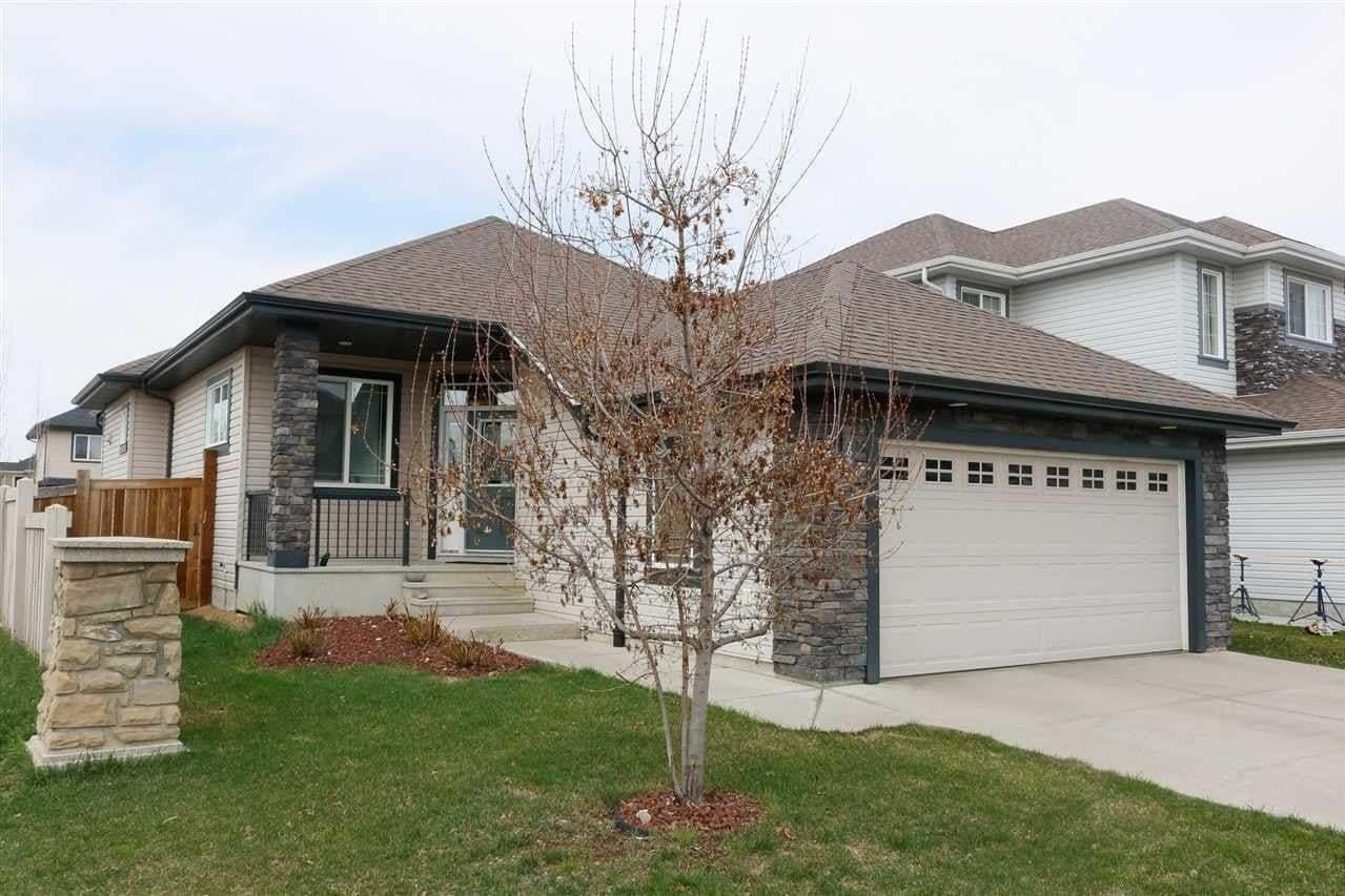 House for sale at 2052 69 St SW Edmonton Alberta - MLS: E4208376