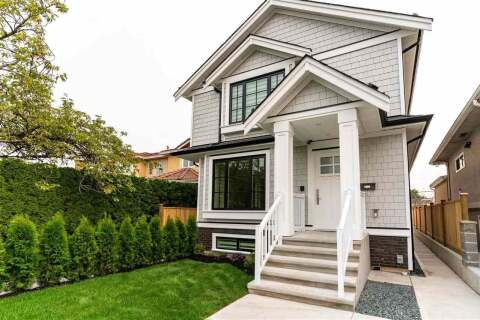 Townhouse for sale at 2052 49th Ave E Vancouver British Columbia - MLS: R2501560