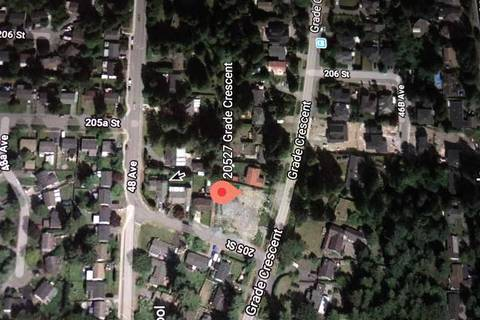 Residential property for sale at 20527 Grade Cres Langley British Columbia - MLS: R2437361