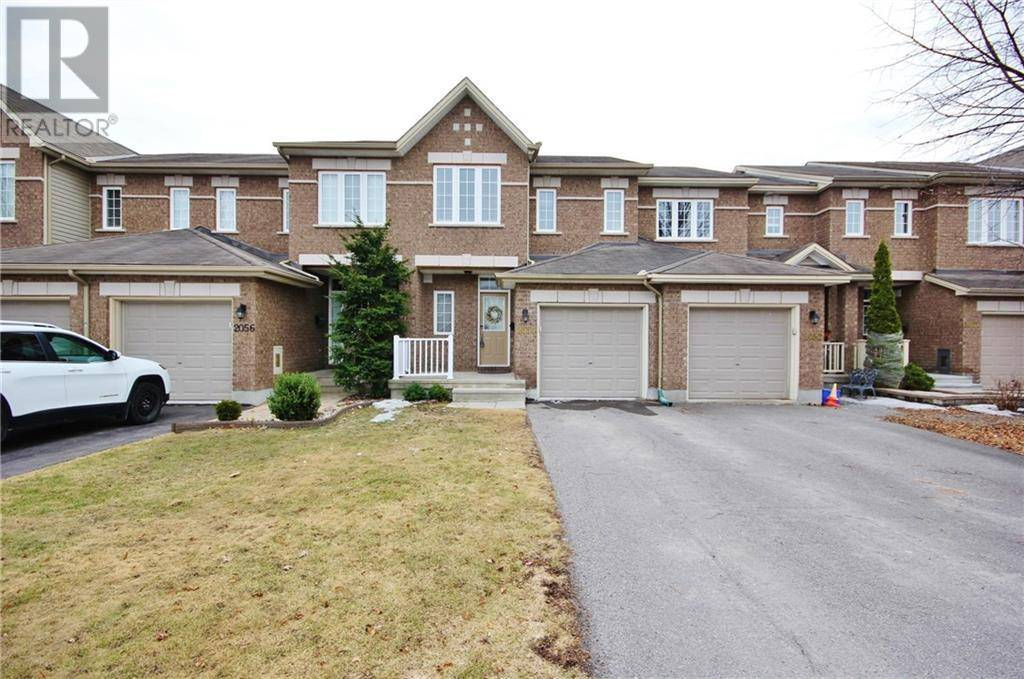 Townhouse for sale at 2054 Melette Cres Ottawa Ontario - MLS: 1187989