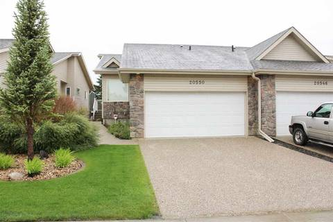 Townhouse for sale at 20550 92a Ave Nw Edmonton Alberta - MLS: E4162821
