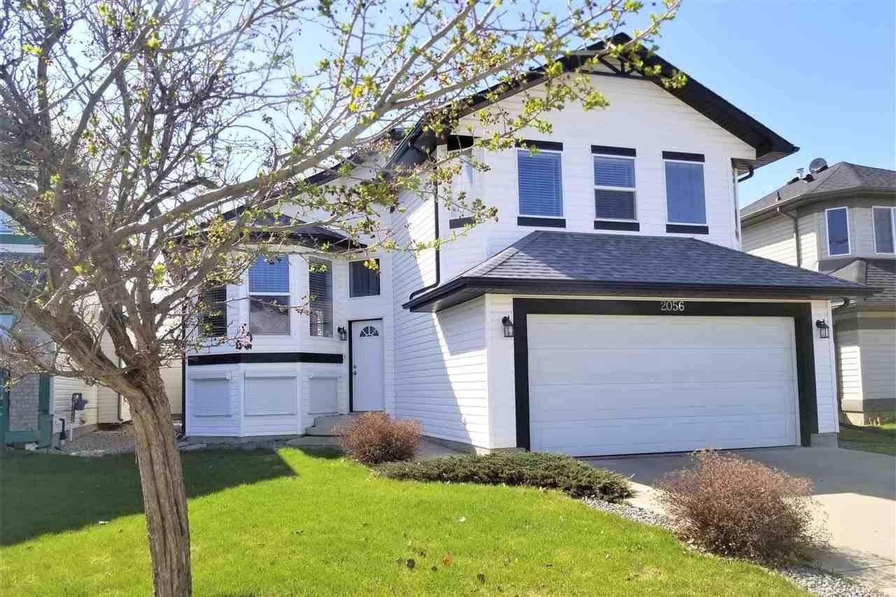 House for sale at 2056 Brennan Cr NW Edmonton Alberta - MLS: E4196984