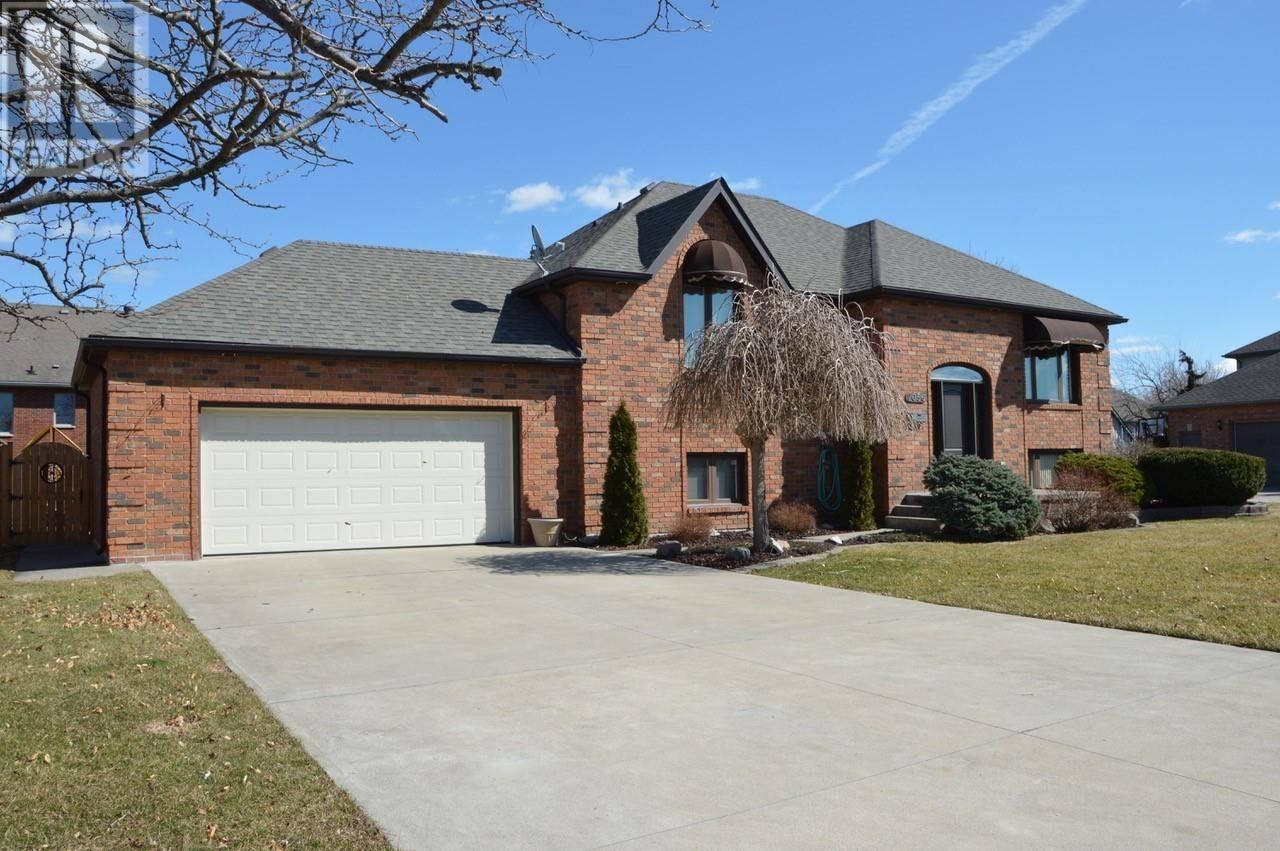 House for sale at 2056 Roxanne  Tecumseh Ontario - MLS: 20003482