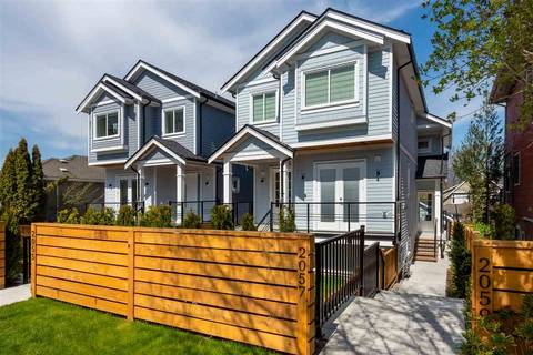 Townhouse for sale at 2057 Venables St Vancouver British Columbia - MLS: R2450556