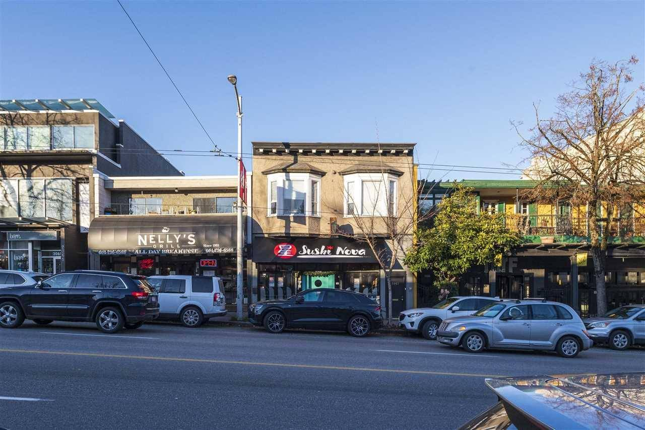 Townhouse for sale at 2057 4th Ave West Vancouver British Columbia - MLS: C8029023