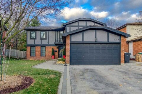 House for sale at 2059 Bough Beeches Blvd Mississauga Ontario - MLS: W4999125