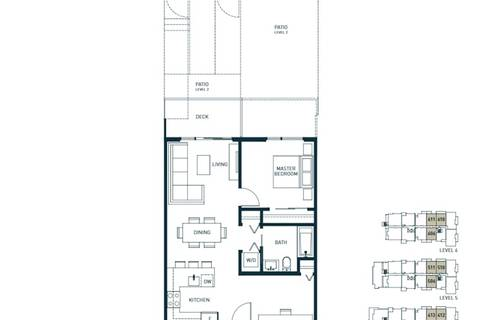 Condo for sale at 1002 Auckland St Unit 206 New Westminster British Columbia - MLS: R2365868