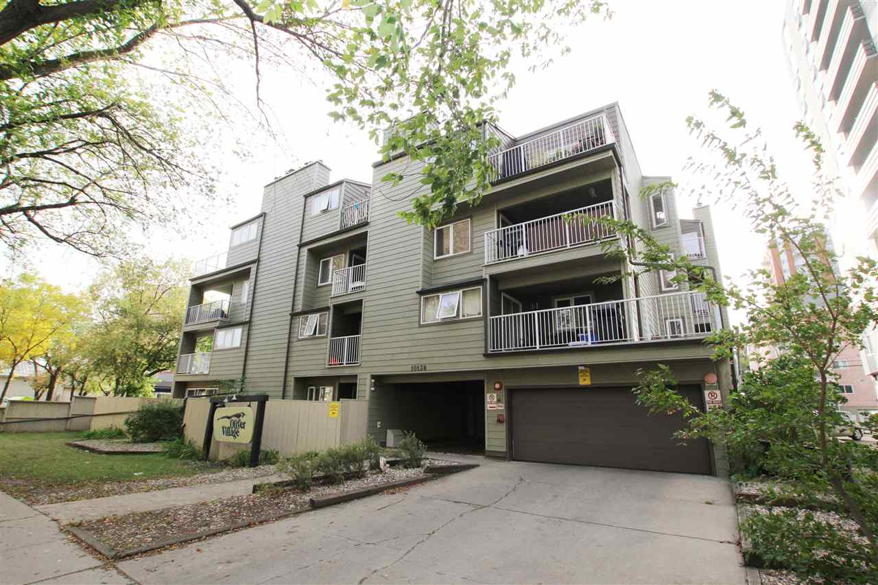 Buliding: 10138 116 Street, Edmonton, AB