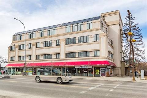 Condo for sale at 103 10 Ave Northwest Unit 206 Calgary Alberta - MLS: C4239446