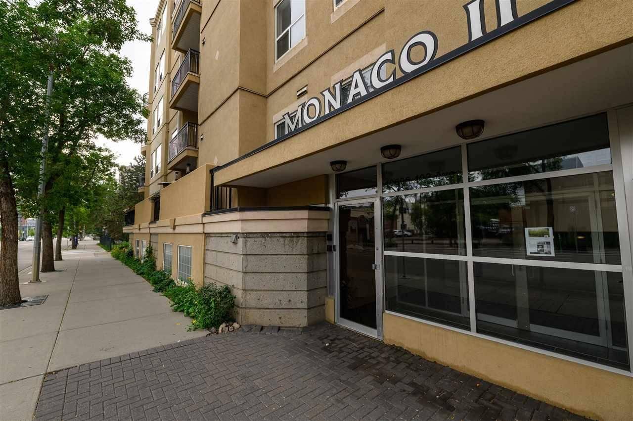 Condo for sale at 10606 102 Ave Nw Unit 206 Edmonton Alberta - MLS: E4180600