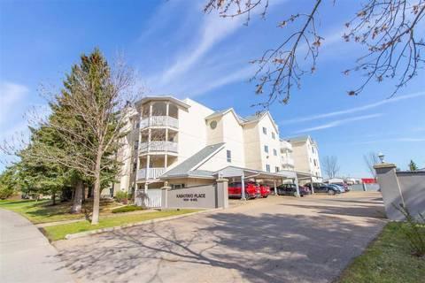 Condo for sale at 11020 19 Ave Nw Unit 206 Edmonton Alberta - MLS: E4156988