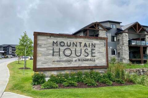 Home for rent at 12 Beckwith Ln Unit 206 Blue Mountains Ontario - MLS: X4839485