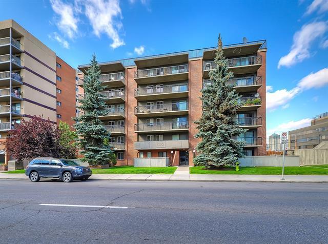 Buliding: 1320 12 Avenue Southwest, Calgary, AB