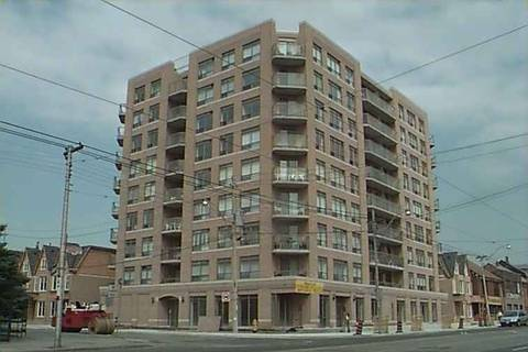 Apartment for rent at 140 Bathurst St Unit 206 Toronto Ontario - MLS: C4650062