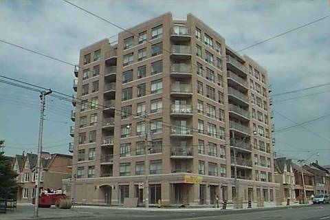 Apartment for rent at 140 Bathurst St Unit 206 Toronto Ontario - MLS: C4738902