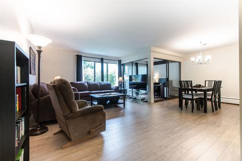 Condo for sale at 1437 Foster St Unit 206 White Rock British Columbia - MLS: R2385879