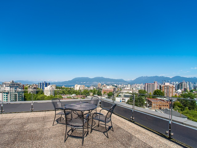 Sold: 206 - 1445 Marpole Avenue, Vancouver, BC