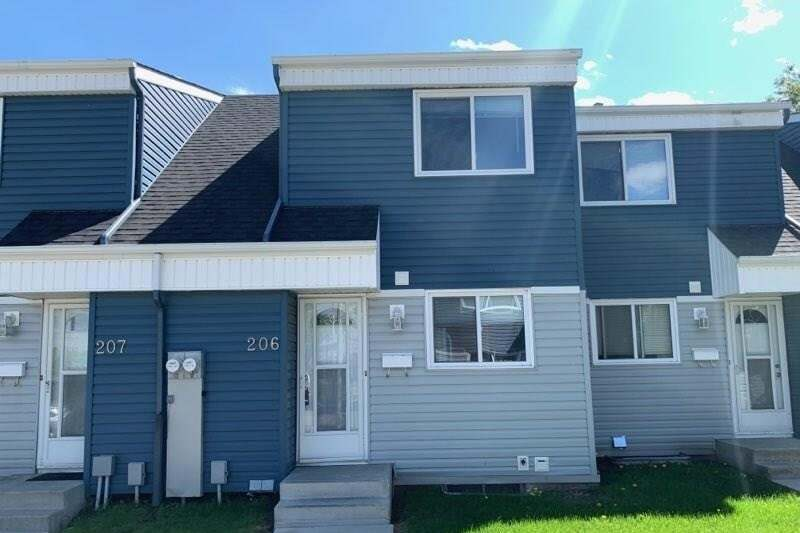 Townhouse for sale at 14707 53 Av NW Unit 206 Edmonton Alberta - MLS: E4201260