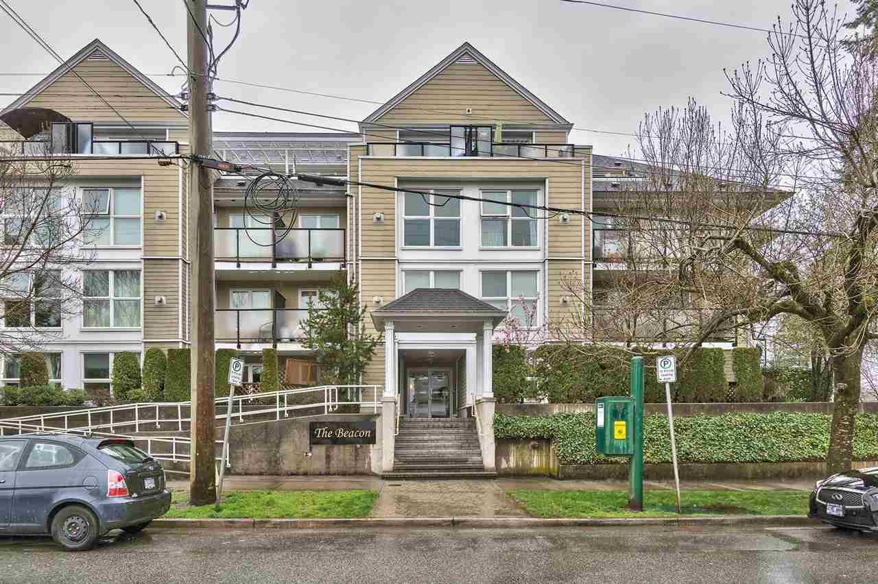 Sold: 206 - 1519 Grant Avenue, Port Coquitlam, BC