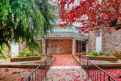 Condo for sale at 1544 Fir St Unit 206 White Rock British Columbia - MLS: R2414463