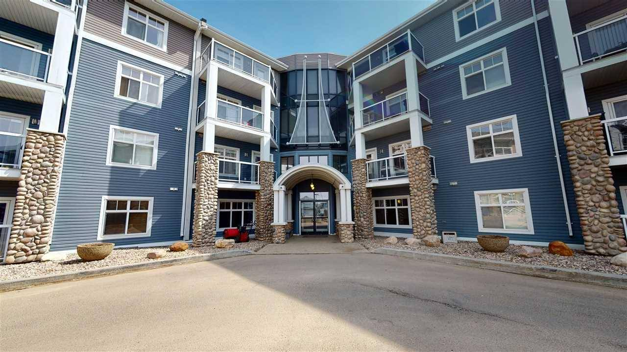 Condo for sale at 16035 132 St Nw Unit 206 Edmonton Alberta - MLS: E4195291