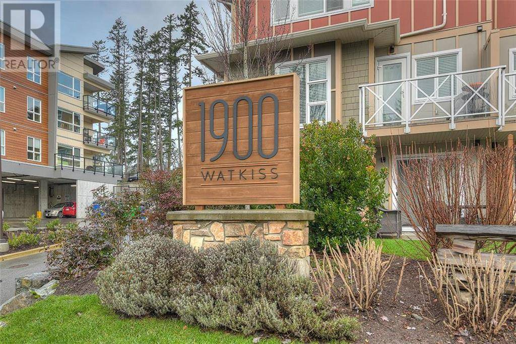 Condo for sale at 1900 Watkiss Wy Unit 206 Victoria British Columbia - MLS: 420336