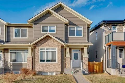 Townhouse for sale at 206 20 Ave Northwest Calgary Alberta - MLS: C4289673