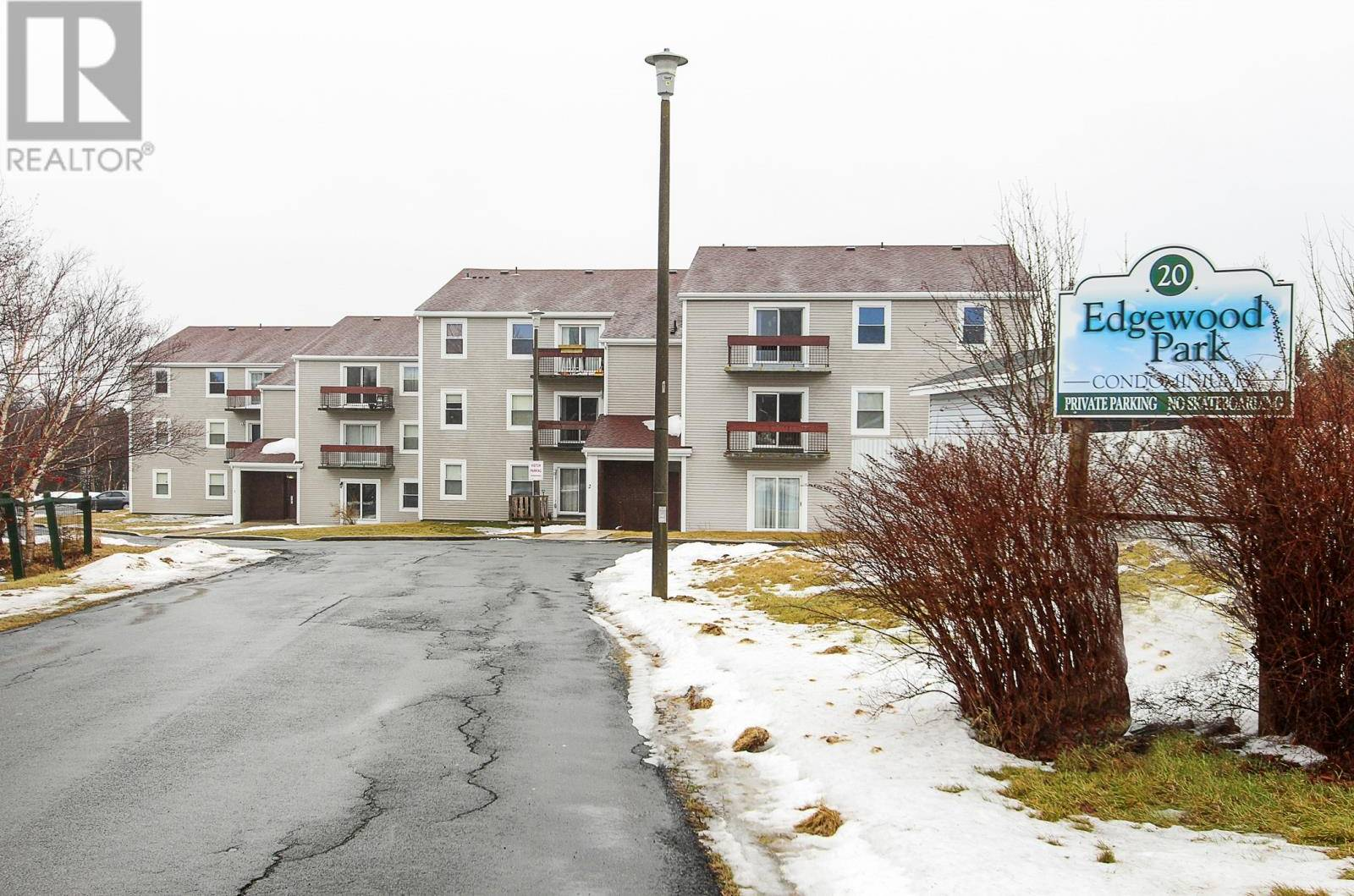 House for sale at 20 Dalton Ave Unit 206 Mount Pearl Newfoundland - MLS: 1209236
