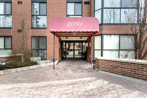 Apartment for rent at 2091 Hurontario St Unit 206 Mississauga Ontario - MLS: W4749051