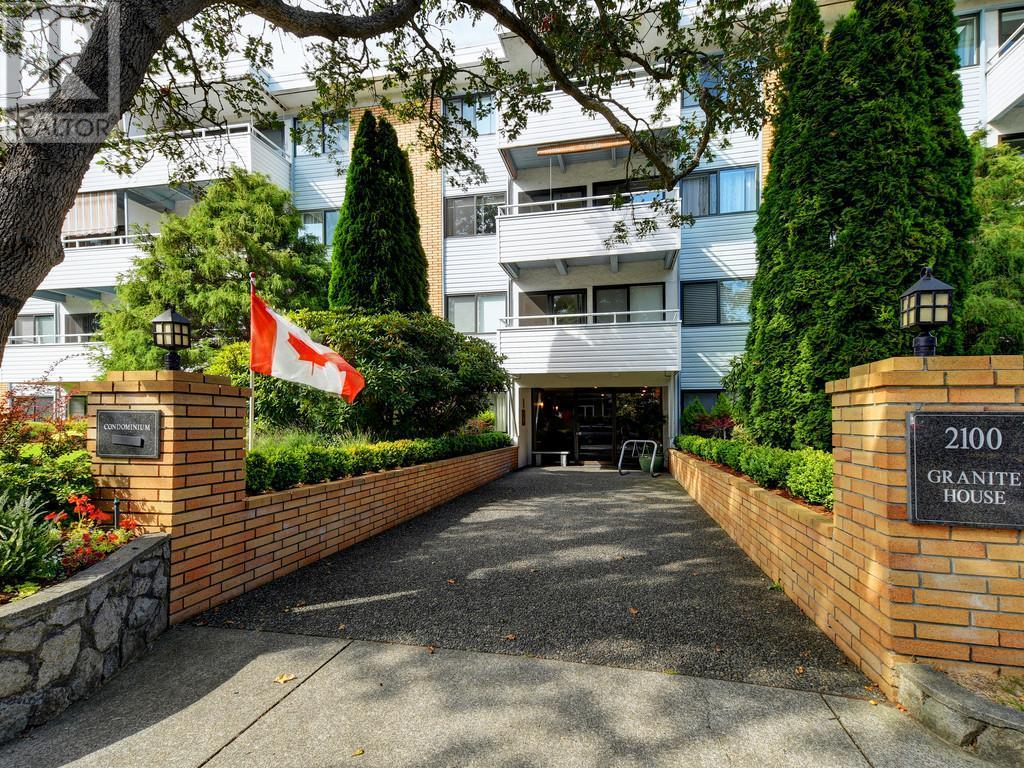 Removed: 206 - 2100 Granite Street, Victoria, BC - Removed on 2019-10-25 06:42:16