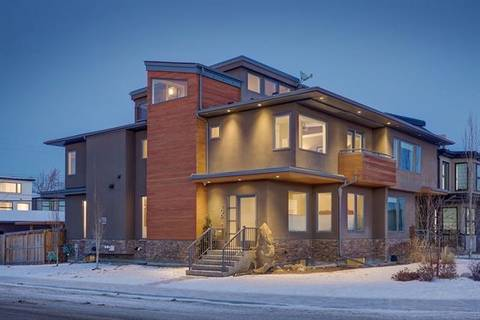 Townhouse for sale at 206 22 St Northwest Calgary Alberta - MLS: C4284631
