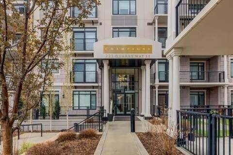 Condo for sale at 221 Quarry Wy Southeast Unit 206 Calgary Alberta - MLS: C4296868