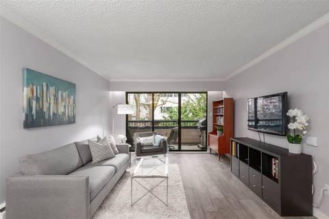 Condo for sale at 2255 8th Ave W Unit 206 Vancouver British Columbia - MLS: R2356664