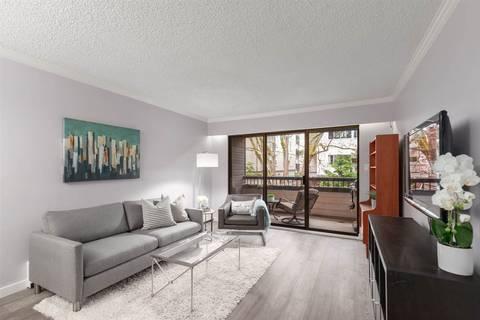 Condo for sale at 2255 8th Ave W Unit 206 Vancouver British Columbia - MLS: R2372100