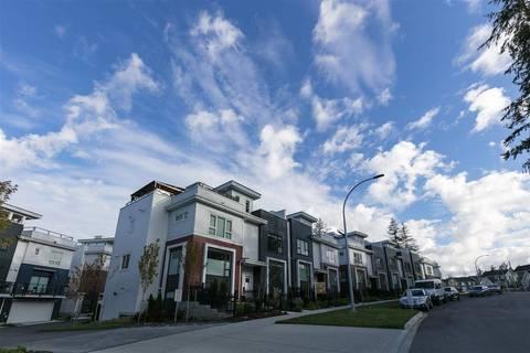 Townhouse for sale at 2277 Oak Meadows Dr Unit 206 Surrey British Columbia - MLS: R2357081