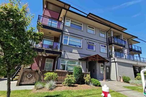 Condo for sale at 22858 Lougheed Hy Unit 206 Maple Ridge British Columbia - MLS: R2382195