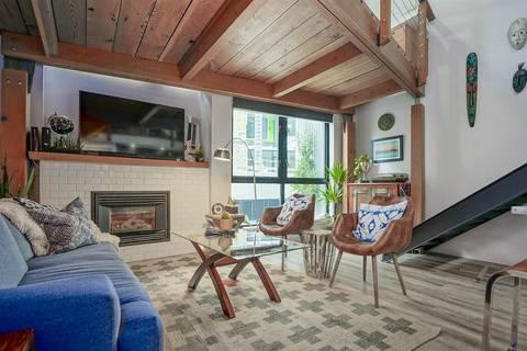 Condo for sale at 234 5th Ave E Unit 206 Vancouver British Columbia - MLS: R2406853