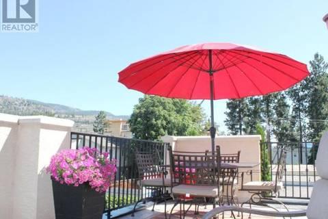 Townhouse for sale at 240 Yorkton Ave Unit 206 Penticton British Columbia - MLS: 176881
