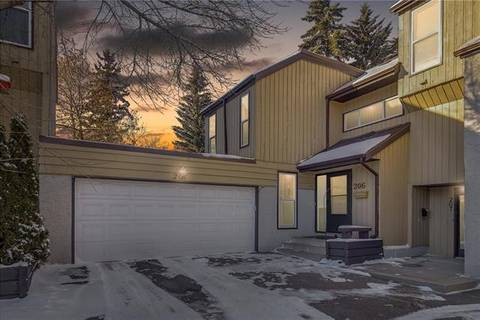 Townhouse for sale at 2423 56 St Northeast Unit 206 Calgary Alberta - MLS: C4225280