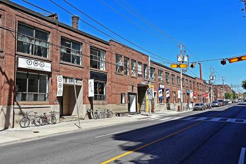 Commercial property for lease at 276 Carlaw Ave Apartment 206 Toronto Ontario - MLS: E4693374