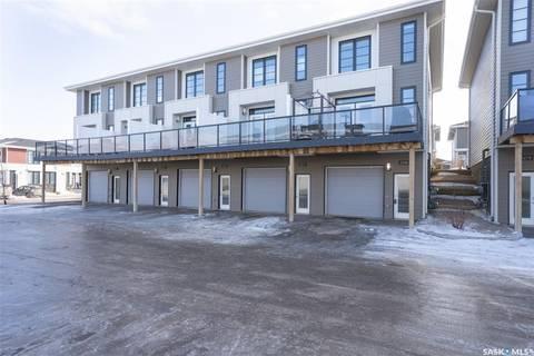Townhouse for sale at 3229 Elgaard Dr Unit 206 Regina Saskatchewan - MLS: SK798614