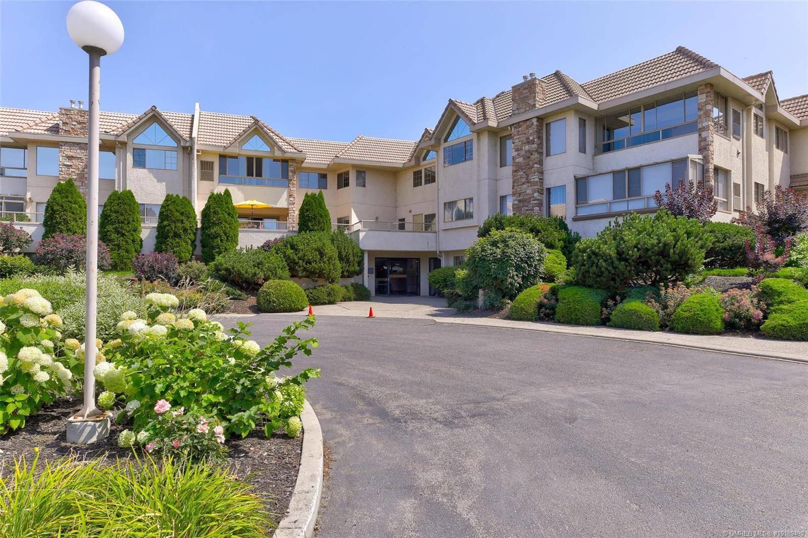 Condo for sale at 3335 Richter St Unit 206 Kelowna British Columbia - MLS: 10189490