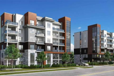 Condo for sale at 340 Plains Rd Unit 206 Burlington Ontario - MLS: W4638002