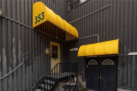 Commercial property for lease at 353 Eastern Ave Apartment 206 Toronto Ontario - MLS: E4547238